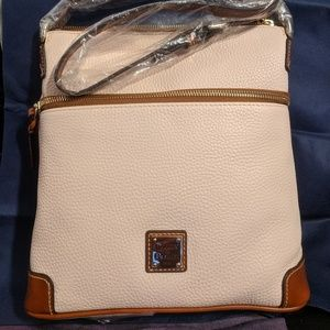 AUTHENTIC Dooney and Bourke Large Cross Body,